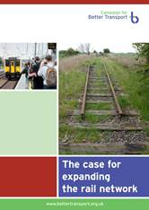 The case for expanding the rail network cover image and download link