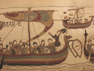 Bayeux tapestry image - by batigolix on flickr