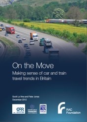 RAC report 'On the Move' cover