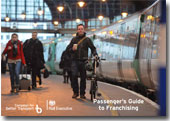 Passenger's Guide to Franchising, cover image and download link
