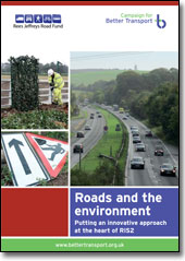 Roads and the environment: Putting an innovative approach at the heart of RIS2, cover image and download link