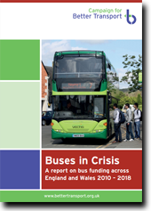 Buses in Crisis report cover