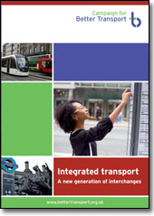 Integrated transport: A new generation of interchanges, cover image and download link