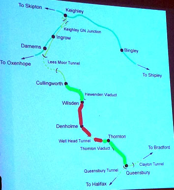 Great Northern Railway Trail Development Group slide