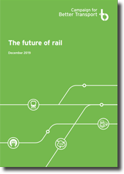 The future of rail, cover image and download link