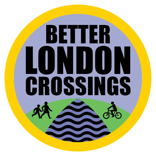 Better London Crossings logo
