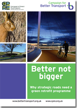 Cover of Better Not Bigger green retrofit report