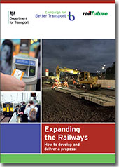 Expanding the Railways report cover
