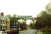 Photo: Spring Road viaduct
