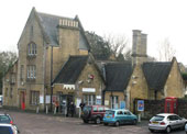 Photo: Crewkerne Station