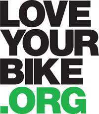 Love Your Bike logo