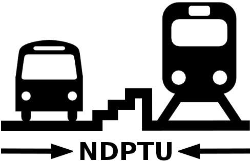 North Devon Public Transport Users Group logo