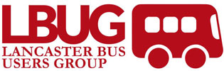 Lancaster District Bus Users Group logo