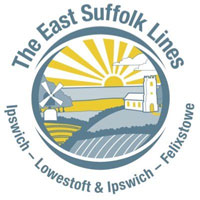East Suffolk Lines Community Rail Partnership logo