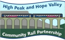 High Peak and Hope Valley Community Rail Partnership logo