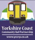 Yorkshire Coast Community Rail Partnership logo