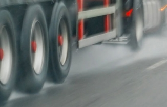 Lorries can be up to 160,000 times more damaging to roads than cars