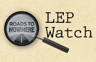 LEP Watch logo