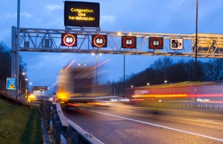 Photo of Smart Motorway by Highways Agency