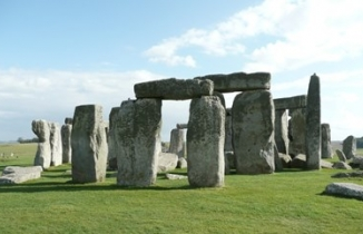 Stonehenge in Autumn 2014