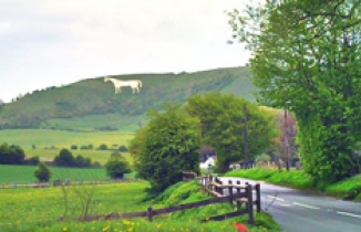 Westbury white horse by trevorparsons2000 on flickr