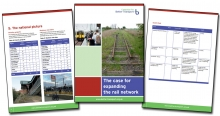 The case for expanding the rail network