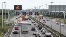 Smart motorway creative commons HE via Flickr