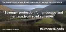 stronger protection for landscape and heritage sites