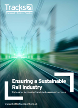 Ensuring a Sustainable Rail Industry Report
