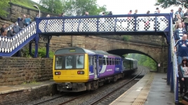 Busy Greenfield Station (c) Firing up the quattro